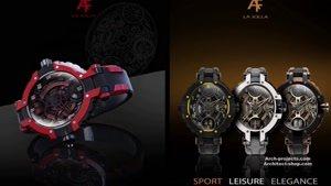 دانلود آموزش طراحی ساعت در Rhino و KeyShot