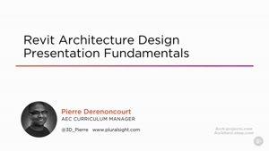 آموزش اصول ارائه ایده معماری در Revit