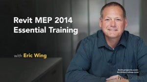 آموزش کاربردی Revit MEP ۲۰۱۴