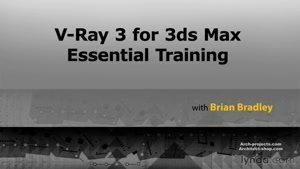 آموزش VRay ۳ برای ۳dsMax