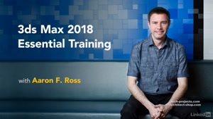 آموزش تری دی مکس ۲۰۱۸