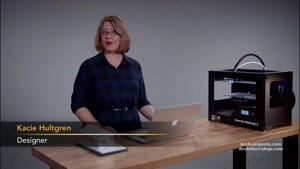 آموزش چاپ سه بعدی یک مدل مقیاس در AutoCAD