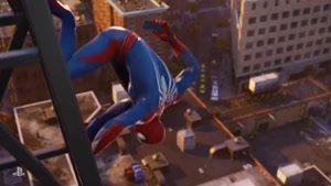 تریلر بازی مرد عنکبوتی spider man