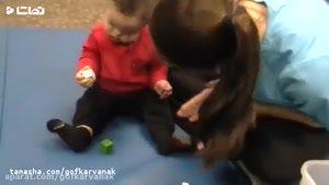 کاردرمانی در کودکان سندرم داون.۰۹۱۲۰۴۵۲۴۰۶بیگی.کاردرمانی.سندرم داون.کاردرمانی در کودکان سندرم داون