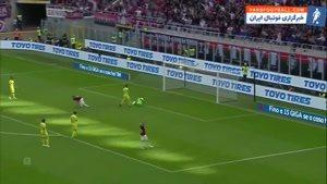 سوپر گل های دیدنی در رقابت های فوتبال جهان !