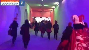 لحظات دیدنی از ورود بانوان به ورزشگاه آزادی برای تماشای دیدار پرسپولیس در فینال لیگ قهرمانان آسیا