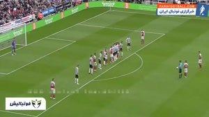 ضربات ایستگاهی مهلک و تماشایی در رقابت های فوتبال جهان