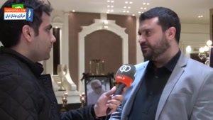 حاشیه های مراسم یادبود منصورخان پورحیدری!