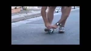 دوچرخه سوار حرفه ای....