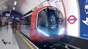 مترو بدون راننده در لندن