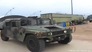 تکنولوژی جدید تایر ارتش