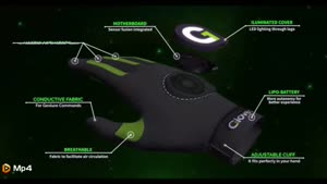 تکنولوژی نوین دستکش ها