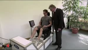صندلی اتومبیل مخصوص بیماران قلبی