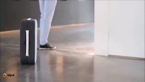 چمدان بیسیم با تکنولوژی منحصر به فرد