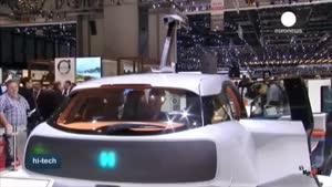 نمایشگاه خودرو در ژنو
