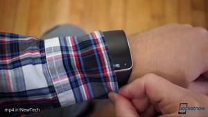بررسی سامسونگ Samsung Gear S Review: