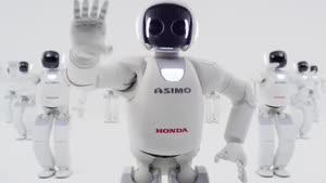 روبات ASIMO