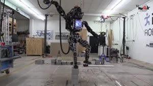 روبات انسان نمای اطلس