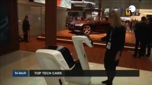 فناوری پیشرفته در ساخت خودرو