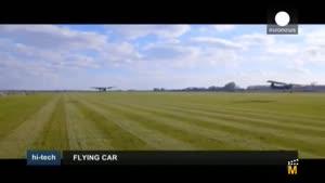 خودروی هواپیما یا هواپیمای خودرو