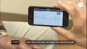 تلفن های همراه به کمک پزشکان می آیند