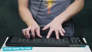 SeaBoard ابزار موسیقی نوآورانه