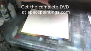 نقاشی اسپری  ۲