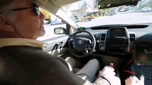 رانندگی ماشین گوگل اتوماتیک