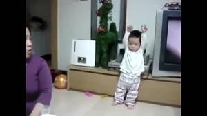 بچه با نمک و شیتون - خنده