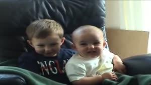 دو برادر با نمک و باحال - جالب و خنده دار