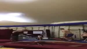 تمرین سیرک