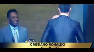 کلیپ زیبا از رونالدو