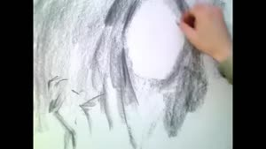 طراحی چهره- Emma stone
