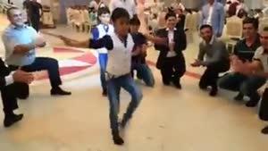 رقص آذری بسیار زیبا دو پسربچه