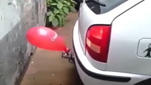 روش پارک کردن کنار دیوار