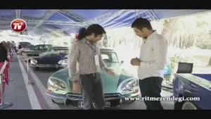 نمایشگاه خودرو های تاریخی