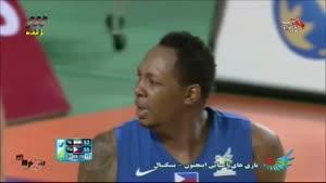 بسکتبال ایران ۶۸ - ۶۳ فیلیپین کوارتر ۴
