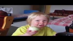 خنده دار بچه