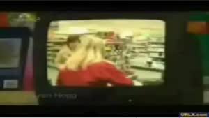 دوربین مخفی - جن در فروشگاه