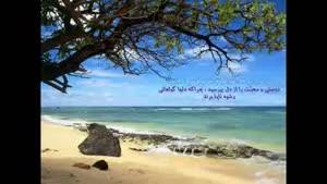 محمد علیزاده - من از ترس بارون به دریا زدم