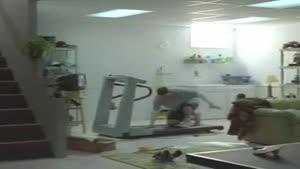 ورزش کردن خیلی حرفه ای - ببین و بخند