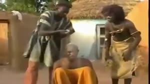 جن گیری آفریقایی باحال و دیدنی