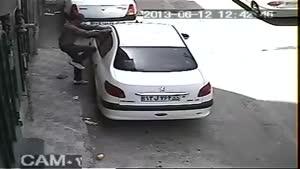 دزدی به این راحتی!!!