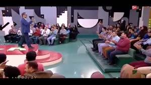 مسابقه داخل استودیو خندوانه ۲۱ خرداد