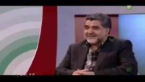 استاندار تهران در برنامه خندوانه