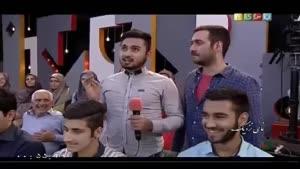مسابقه یکم خرداد در استودیو خندوانه