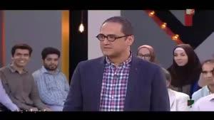 خاطرات فوتبال جناب خان در برنامه خندوانه