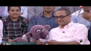 بندری خواندن جناب خان در خندوانه
