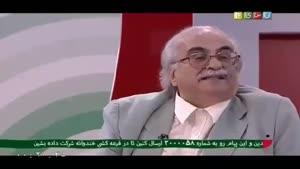 سفارش یک نویسنده به ملت ایران در برنامه خندوانه