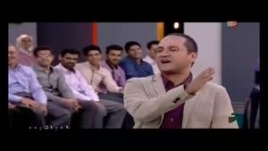 بازی جناب خان و رامبد در خندوانه